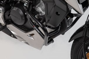 Bild von Sturzbügel. Schwarz. Honda CB125R (18-).