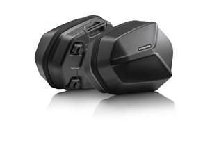 Bild von AERO ABS Seitenkoffer-System. 2x25 l. Honda NC700 S/X NC750 S/X.