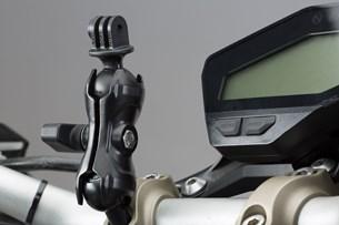 """Bild von Universal GoPro Kamera-Kit. Inkl. 1"""""""" Kugel, Klemmarm, GoPro-Aufnahme."""