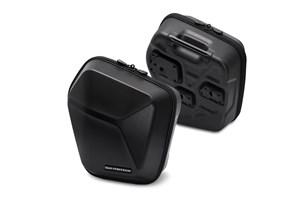 Bild von URBAN ABS Seitenkoffer-System. 2x 16,5 l. Triumph Speed Twin 1200 (18-).