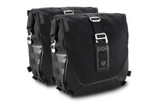 Bild von Legend Gear Seitentaschen-System LC Black Edition. Moto Guzzi V7 III (16-).