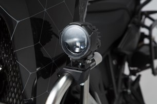 Bild von EVO Fernscheinwerfer-Kit. Schwarz. Kawasaki Versys 1000 (18-).