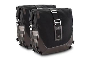 Bild von Legend Gear Seitentaschen-System LC. Moto Guzzi V9 Roamer/Bobber (15-).