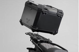 Bild von TRAX ADV Topcase-System. Schwarz. Moto Guzzi V85 TT (19-).