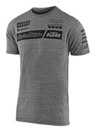TLD TEAM TEE GREY