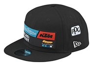 TLD TEAM HAT BLACK