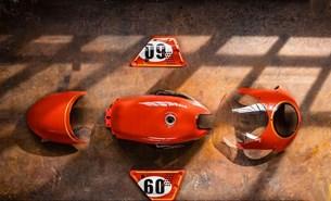 Bild von Sketchbike Kit Moto Guzzi V7