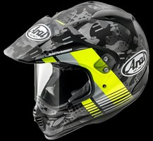 Tour-X4 Cover Yellow
