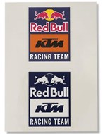 RB KTM RACING TEAM STICKER SET