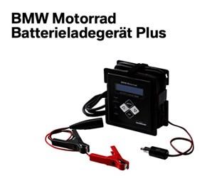 Bild von BMW Motorrad Batterieladegerät