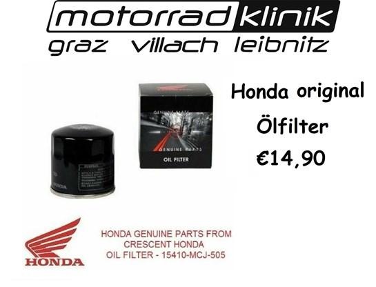 Honda ÖLFILTER original €14,90 Africa Twin/ Transalp/ CBR600/CB500/Shadow/Deauville/Hornet...