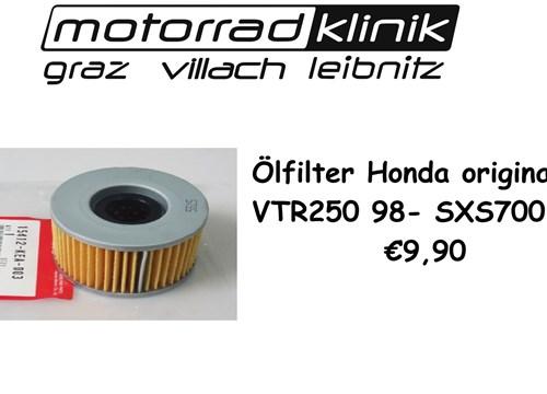 ÖLFILTER original €9,90 VTR250 98-SXS700 20