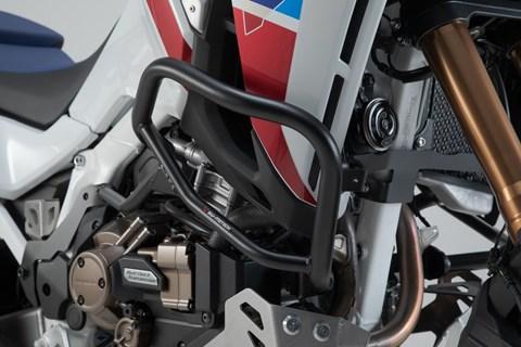 SW-MOTECH Sturzbügel. Schwarz. Honda CRF1100L Africa Twin Adv Sp. (19-).