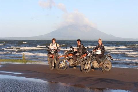 Nicaragua Motorradreise