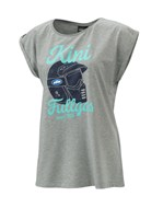 WOMEN RETRO HELMET TEE