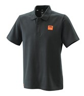 PURE RACING POLO BLACK