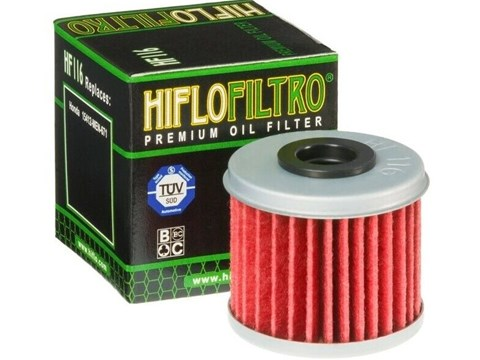 Ölfilter HF116 Für fast alle Honda Mx Bikes