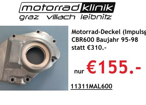 Motorrad-Deckel (Impulsgeber ) CBR600 Baujahr 95-98 statt €310 nur €155