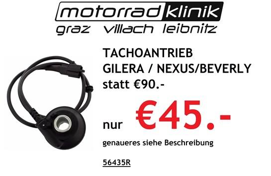 Triumph TACHOANTRIEB GILERA / NEXUS/BEVERLY statt € 90 nur €45.- genaueres siehe Beschreibung