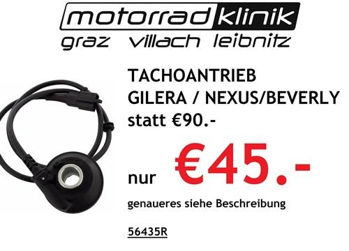 TACHOANTRIEB GILERA / NEXUS/BEVERLY statt € 90 nur €45.- genaueres siehe Beschreibung