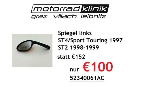Ducati Spiegel links Sport Touring 1997  ST2 1998-1999 ST4