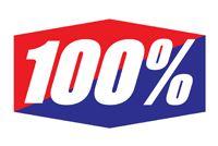 Logo 100% Goggles