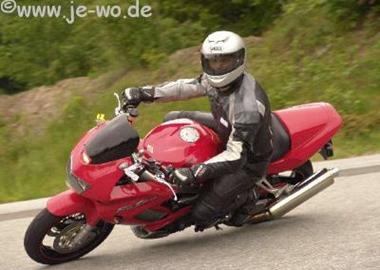 Leihmotorrad Honda VTR 1000 F Fire Storm