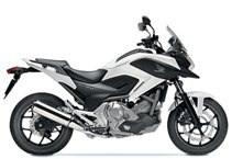 Leihmotorrad Honda NC700X