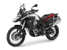 Leihmotorrad BMW F 800 GS Adventure