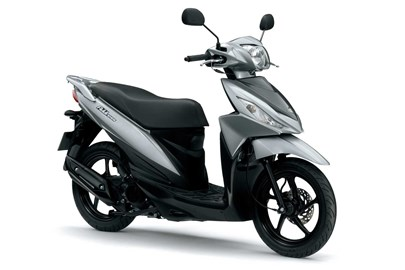 Leihmotorrad Suzuki Address 110