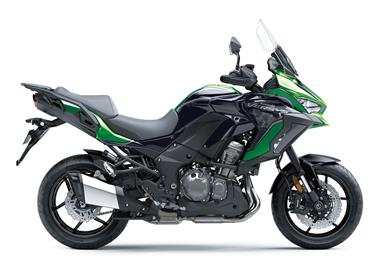 Leihmotorrad Kawasaki Versys 1000 SE