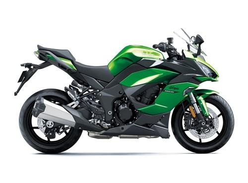 VERLEIH Kawasaki Z1000SX
