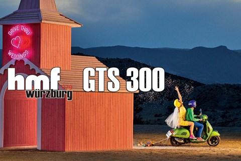 Vespa GTS 300 i.e. Super