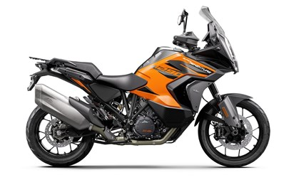 Leihmotorrad KTM 1290 Super Adventure S