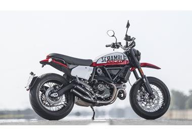 Leihmotorrad Ducati Scrambler Mach 2.0