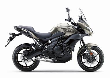 Leihmotorrad Kawasaki Versys 650