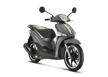 Leihmotorrad Piaggio New Liberty S 125ie ABS