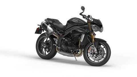 Leihmotorrad Triumph Speed Triple S
