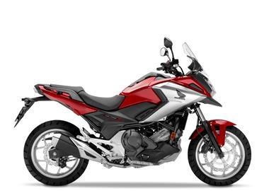 Leihmotorrad Honda NC750X DCT