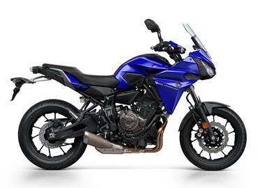 Leihmotorrad Yamaha Tracer 700