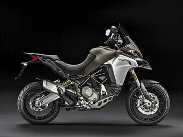 Leihmotorrad Ducati Multistrada 1200 Enduro