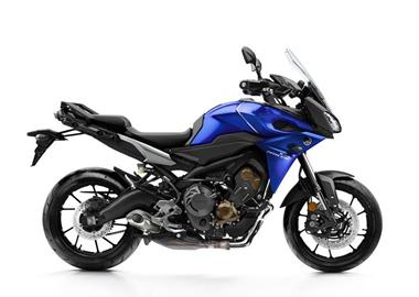 Leihmotorrad Yamaha Tracer 900