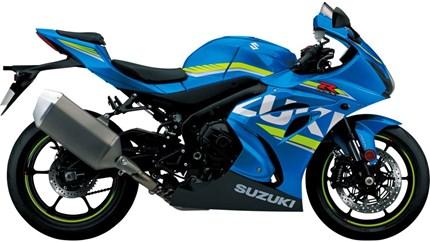 VERLEIH Suzuki GSX-R 1000