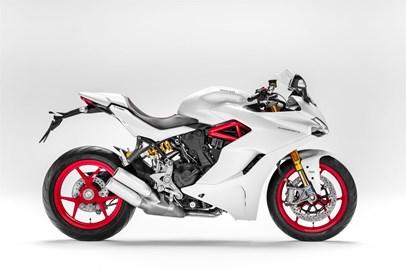 Leihmotorrad Ducati SuperSport S