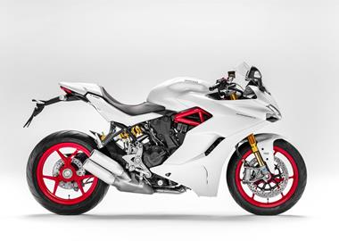Leihmotorrad Ducati SuperSport S