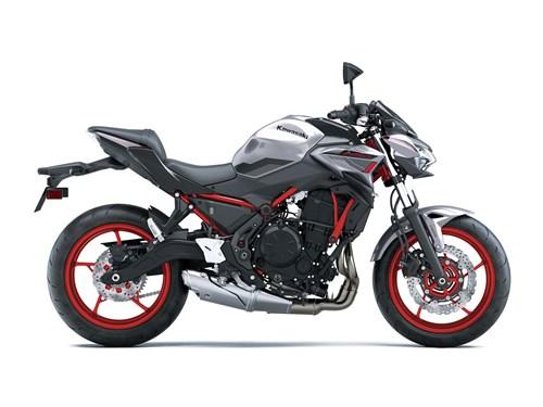 VERLEIH Kawasaki Z 650