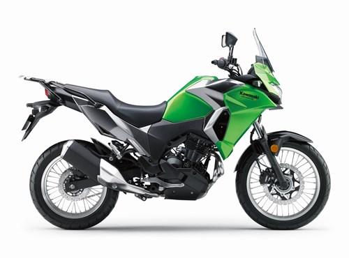 VERLEIH Kawasaki Versys-X 300