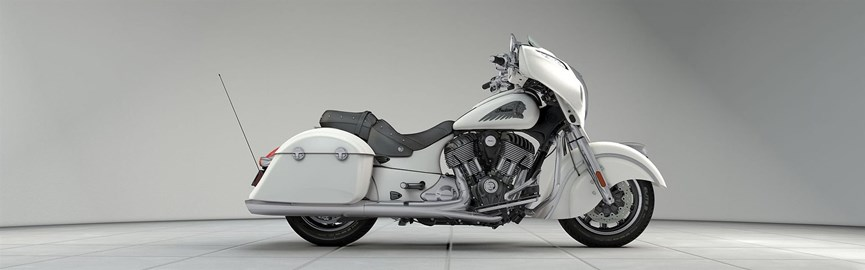 Leihmotorrad Indian Chieftain
