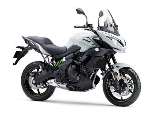VERLEIH Kawasaki Versys 650