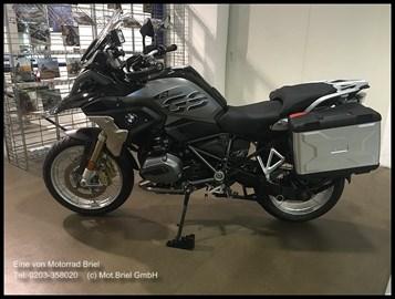 Leihmotorrad BMW R 1200 GS